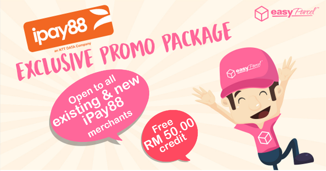 secure payment promotion by mycybersale & iPay88